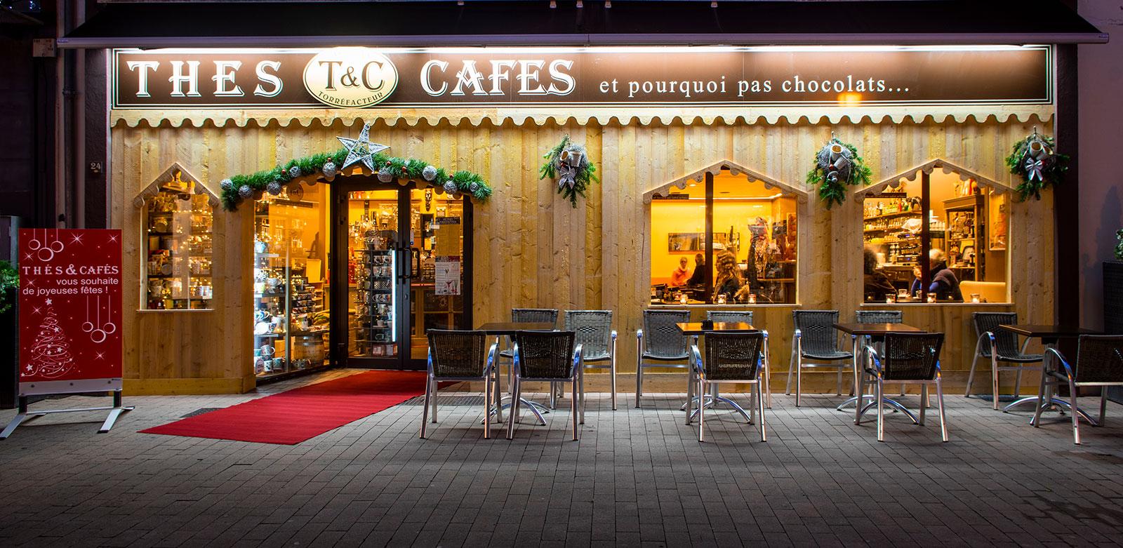 Thés et Cafés à Saintes
