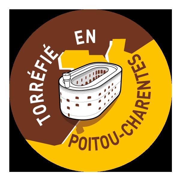 Torréfié en Charente Maritime